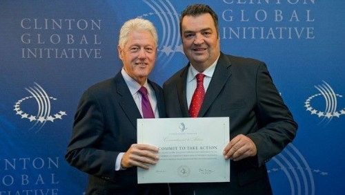 ACFX Clinton Global Initiative