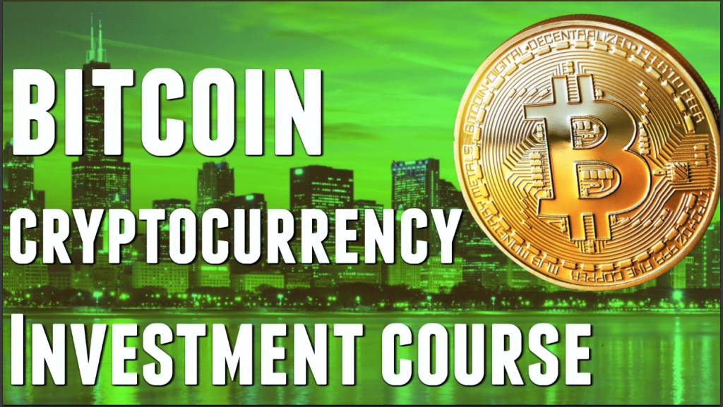 Bitcoin-Investment-course