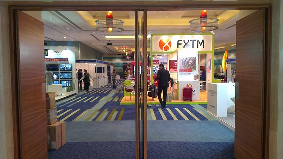 FXTM Booth