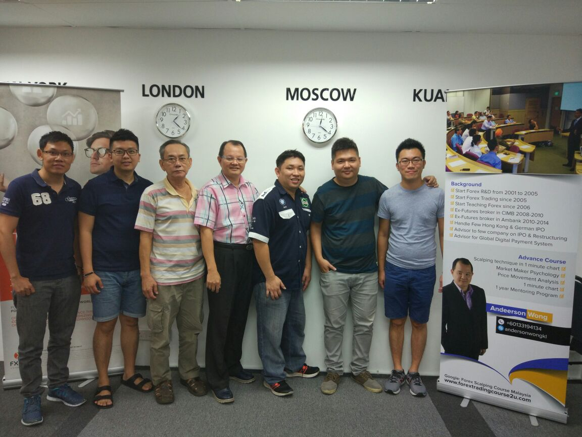 Forex trading seminars london