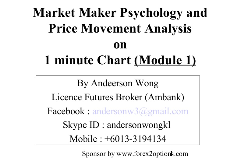 Forex trading course in malaysia